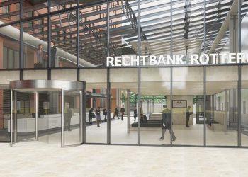 CAJA bouwt mee aan de de Rotterdamse Rechtbank