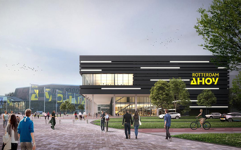 CAJA - Rotterdam Convention Center